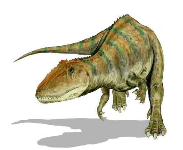 File:731px-Carcharodontosaurus BW.jpg