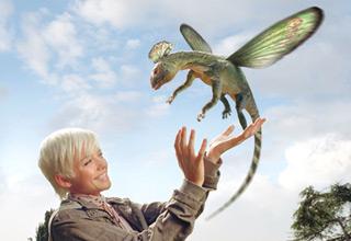 Coelurosauravus1 320x220