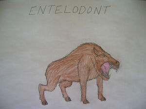 PrimevalContinuedEntelodont