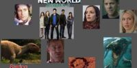 Primeval:New World:Series 3 (Reboot)