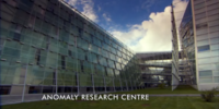 Anomaly Research Centre (second building)