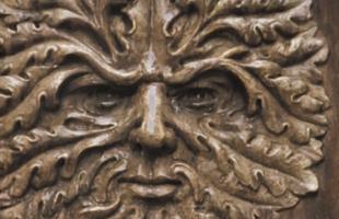 Medieval Greenman