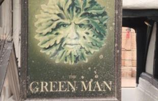Modern Greenman