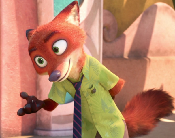 File:Nick Wilde bow.PNG