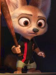 Finnick bat