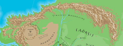 Yimaleti Mountains