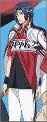 Yukimura in uniform