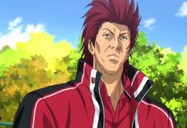 Oni Juujiro in his 1st Stringer uniform