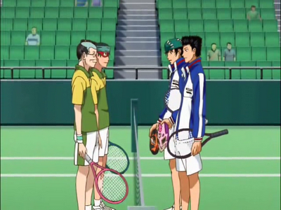 File:Koharu-Yuji pair VS Momoshiro-Kaido pair.png