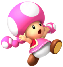 Toadette (Mario Party 8)