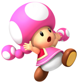File:Toadette (Mario Party 8).png