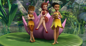 Fawn, Rosetta, and Iridessa 2