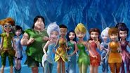 Tink all characters