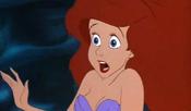 Ariel shocked
