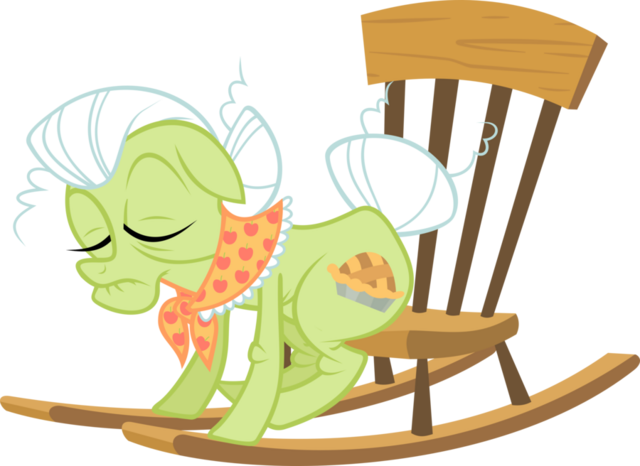 File:Sleeping granny smith vector by hombre0-d4fgeej.png