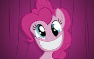 Pinkie Pie Smiling widely