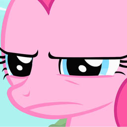 File:Pinkie Pie with a very serious face.jpg