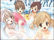 CG Hot Spring with Friends (PM4)