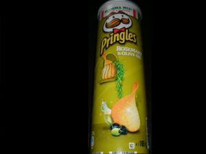Pringles rosemary and olive oil