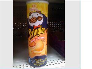 Pringles mac n' cheese