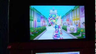 05 Pripara 3DS GrandPrix Making Drama All Out Dash! Fly, Balloon! Dorothy Version