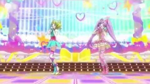 プリパラ PriPara - Lala & Mirei - 「Make it!」 (episode 1)