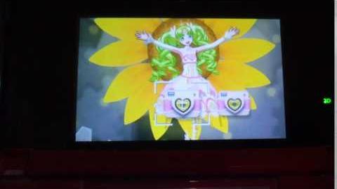 08 Pripara 3DS GrandPrix Faruru TickTock Flowers