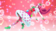 White Christmas Colorful Ball Coord