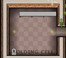 Cellule de détention