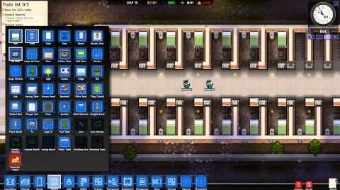Prison Architect Alpha 11