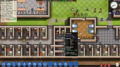 Prison Architect Alpha 12