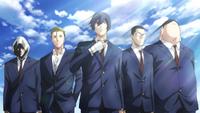 Boys freedom school uniform
