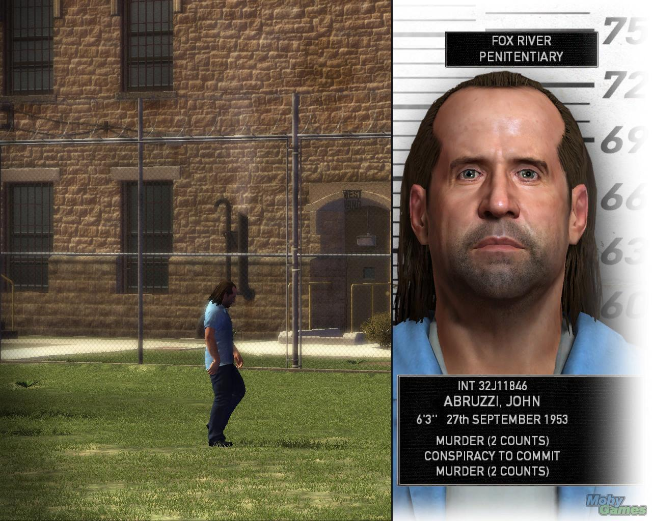 John Abruzzi The Conspiracy Prison Break Wiki Fandom