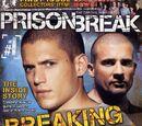 Prison Break Magazine - Issue 1