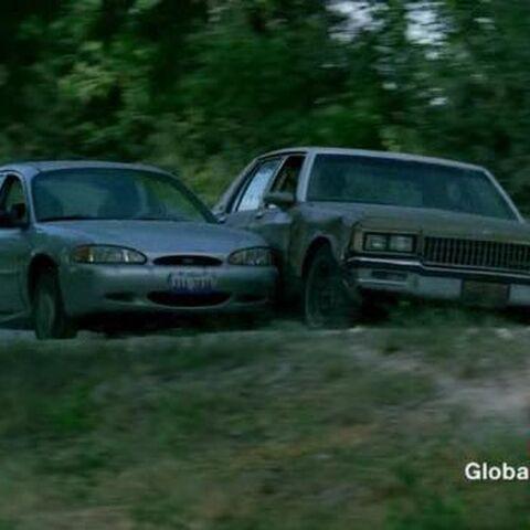 Bellick's Sedan (Right)