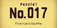 5 Card Shuffle