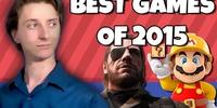 Top Five Games of 2015