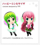 Mirai2 HappySynthesizer