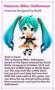 MiraiDX HalloweenMiku