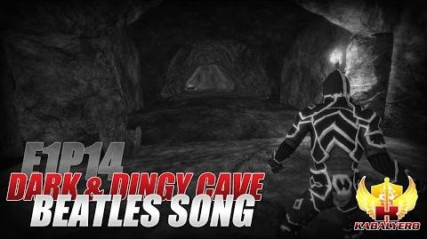 Project Gorgon Pre-Alpha Gameplay E1P14 Dark & Dingy Cave ★ Beatles Song