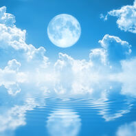 Moon-and-cloud-reflection-on-water1