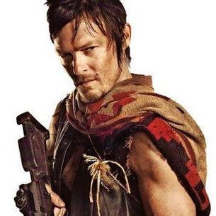 Daryl Dixon - The Walking Dead9
