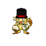 Moneybags Meowth