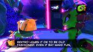 Rextro Galaxy game
