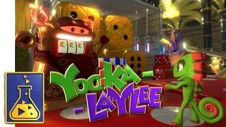 Yooka Laylee - Capital Cashino Trailer