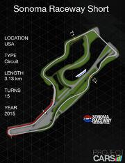 Sonoma Raceway Short
