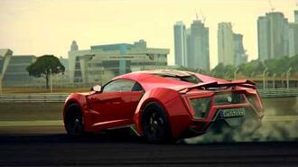 Project CARS Free Car 1 Lykan Hypersport