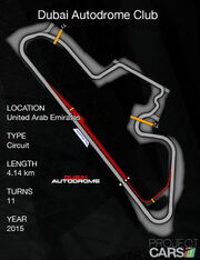 Dubai Autodrome Club