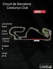 Circuit de Barcelona – Catalunya Club