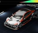 Mercedes-Benz C-Class Coupe DTM